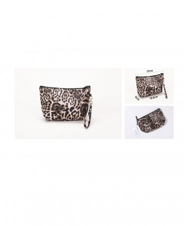 ANIMALIER BEAUTY BAG