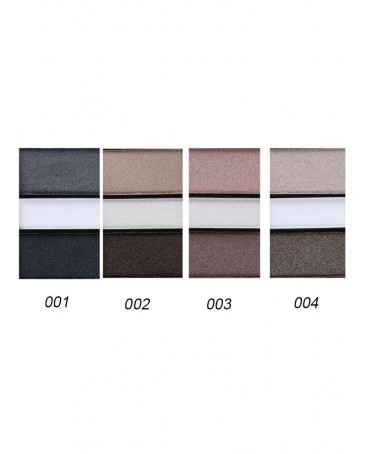3 COLOUR EYESHADOW PALETTE