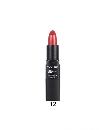 3D METAL LONG LASTING LIPSTICK