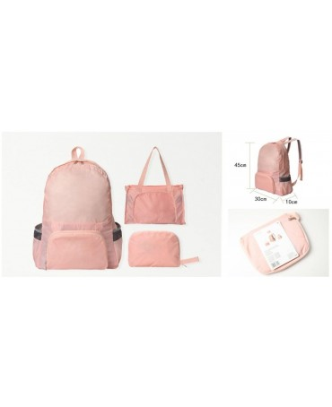 ZAINO/BORSA MAGIC 3in1 PINK