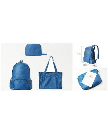 ZAINO/BORSA MAGIC 3in1 BLUE