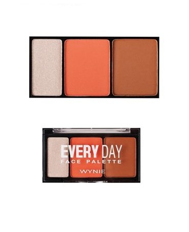 EVERYDAY FACE PALETTE 3IN1