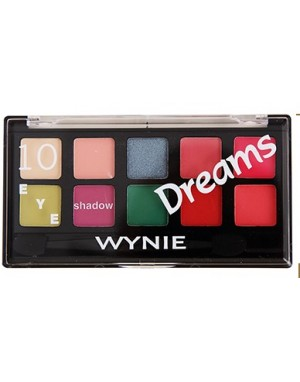10 DREAMS EYESHADOW PALETTE