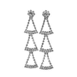 Pendenti Triangular Diamonds