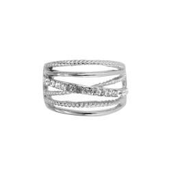 Ring Elegant Luck - Silver