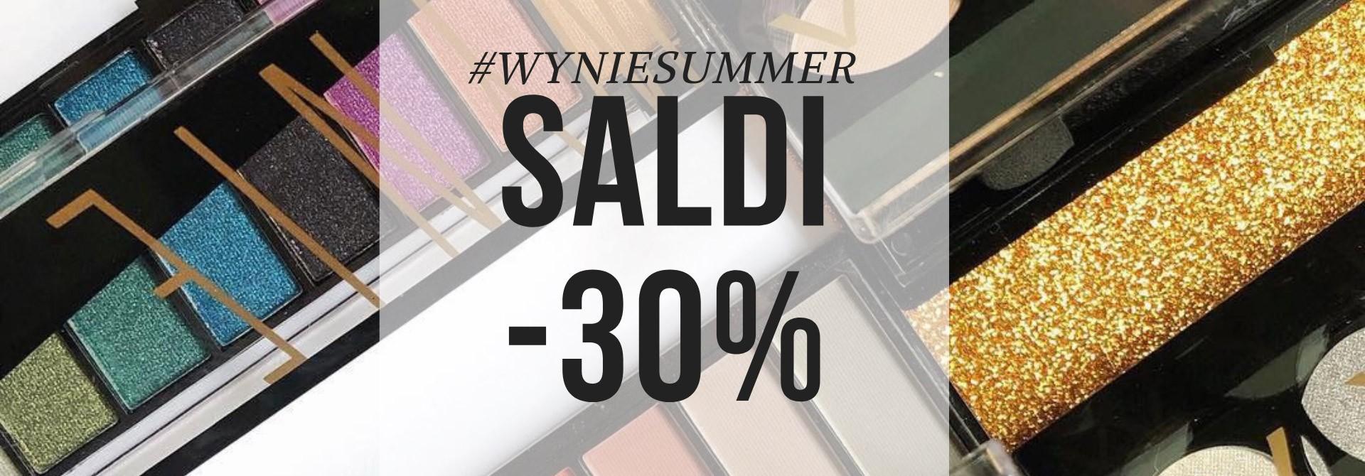 SALDI - 30% SU TUTTO!!