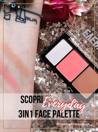 Everyday 3in1 Face Palette